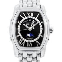 Maurice Lacroix 6439 Masterpiece Phase de Lune Tonneau Watch