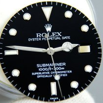 Rolex Submariner Black Dial with Hands