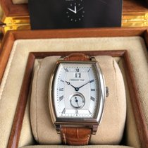 Breguet Heritage Big Date 18k White Gold 35mm