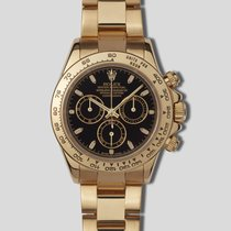 Rolex Yeloow Gold Daytona 116528