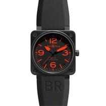 Bell & Ross BR 01-92 BR01-92-RED new