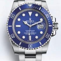 Rolex Submariner Date 116619LB 2019 neu