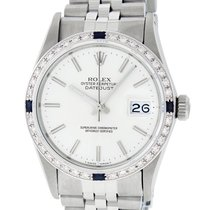 Rolex Datejust Steel 36mm Silver United States of America, California, Los Angeles