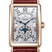 Franck Muller Rose gold 33mm Automatic 1250 1250 h ir l pre-owned