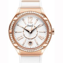 Piaget Rose gold Quartz 38mm new Polo FortyFive