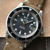 """Tudor Submariner Ref. 76100 aus den 80er Jahren """"Lollipop"""""""