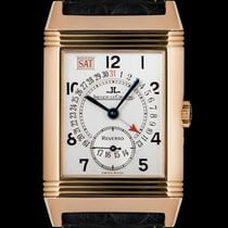 Jaeger-LeCoultre Reverso Grande Taille Rose gold 26mm Silver Arabic numerals United Kingdom, London