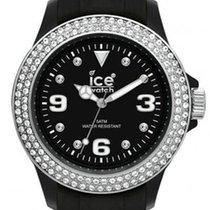 Ice Watch Chronograph Quartz new Black