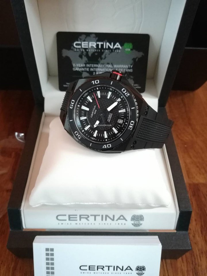 f025d112f Certina DS Eagle - all prices for Certina DS Eagle watches on Chrono24