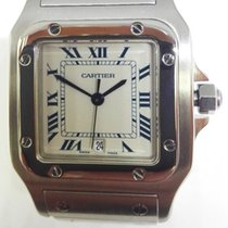 Cartier 1564 Acero 2002 Santos Galbée 29mm usados