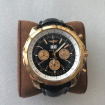 Breitling Rose gold Automatic 45mm pre-owned Bentley 6.75