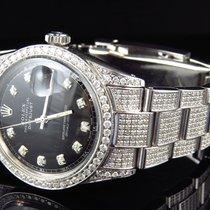 Rolex Stål 36mm Automatisk Datejust brukt