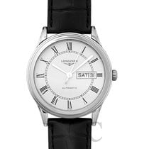Longines L48994212 Steel Flagship new