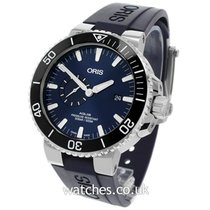 Oris new Automatic Small Seconds 46mm Steel Sapphire Glass