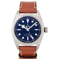 Tudor 79500-0006 Steel Black Bay 36 36mm new United States of America, California, San Mateo