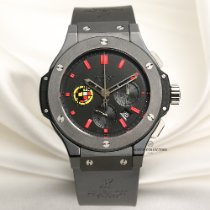 Hublot Big Bang 44 mm pre-owned 41mm Chronograph Date Ceramic