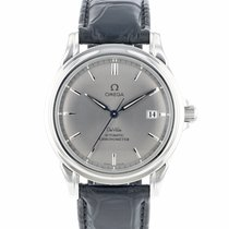 Omega De Ville Co-Axial Staal 38mm Zilver Nederland, Maastricht