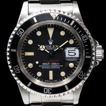 Rolex Submariner Date Acero 40mm Negro