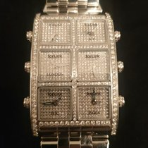 Ice Watch Gold/Steel Quartz IceLink SN0SM new