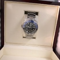 Gevril Steel 43mm Automatic new