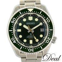 Seiko Prospex Stal 44mm Zielony