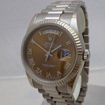 Rolex Day-Date 36 118239 2002 подержанные