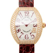 Franck Muller Heart 5002 M QZ D C4 CD (5N) new