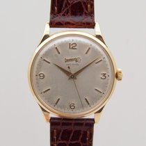 Eberhard & Co. Yellow gold 36mm Automatic 11601 pre-owned
