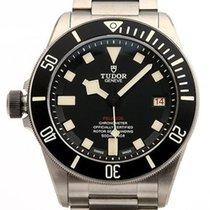 Tudor Steel Automatic Black 42mm new Pelagos