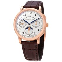 A. Lange & Söhne 1815 Rose gold 40mm Silver Arabic numerals United States of America, Florida, Sunny Isles Beach