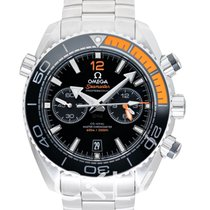 Omega Seamaster Planet Ocean Chronograph Acero