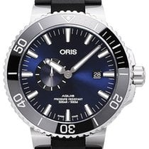 Oris Aquis Small Second 01 743 7733 4135-07 4 24 64EB 2020 new