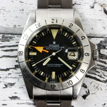 Rolex 1655 Steel 1971 Explorer II 40mm pre-owned United States of America, Florida, Sunny Isles Beach