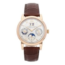 A. Lange & Söhne Rose gold 38.5mm Automatic 310.032 E pre-owned United States of America, Pennsylvania, Bala Cynwyd