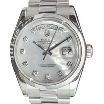 Rolex Day-Date 36 36mm Mother of pearl