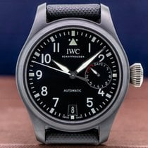 IWC Big Pilot Top Gun IW502001 2018 подержанные