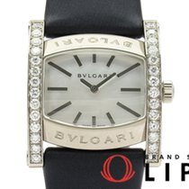 Bulgari White gold Quartz White 26mm pre-owned Assioma