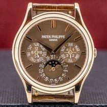 Patek Philippe Perpetual Calendar 5140R-001 Ottimo Oro rosa 37.2mm Automatico