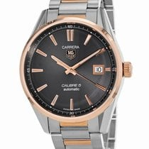 TAG Heuer Carrera Calibre 5 WAR215E.BD0784 new