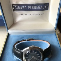 Girard Perregaux Watch pre-owned 1970 35mm Automatic Watch with original box