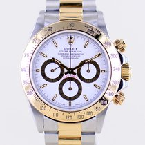 Rolex Daytona 16523 Good Gold/Steel 40mm Automatic
