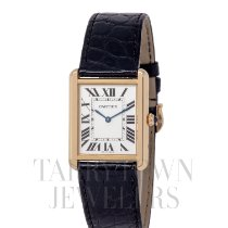 Cartier Yellow gold 27mm Quartz W5200004 pre-owned United States of America, New York, Hartsdale