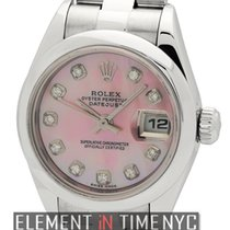 Rolex Datejust Stainless Steel 26mm MOP Diamond Dial P Series