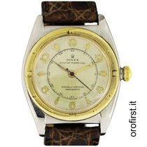 Rolex ovetto vintage oyster bubbleback  automatic