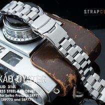 MiLTAT Hexad Oyster Bracelet for Seiko New Turtles, B