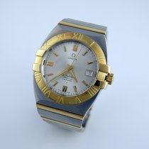 Omega Constellation Gold/Steel 40mm