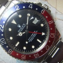 Rolex 1985 STUNNING TRANSITIONAL ROLEX GMT 16750 BOX PAPERS