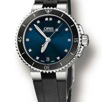 Oris Laides 01 733 7652 4195-07 4 18 34 Aquis Watch