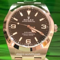 Rolex Explorer I Ref. 214270 Box Papers 2017 box & papers