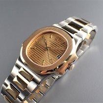 Patek Philippe Nautilus ref.3800/1 steel & gold